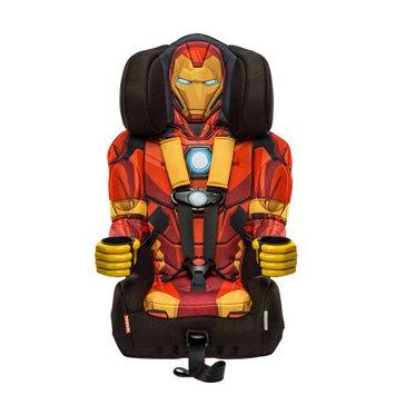 Kids Embrace KidsEmbrace Friendship Combination Booster Car Seat- Marvel Iron Man, Red