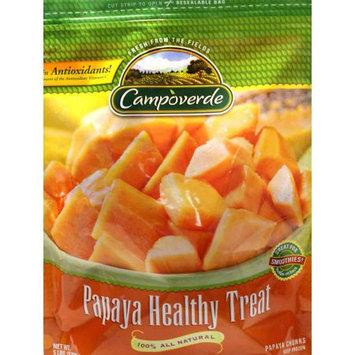 Matosantos Campoverde Frozen Papaya Healthy Treat, 5 lb