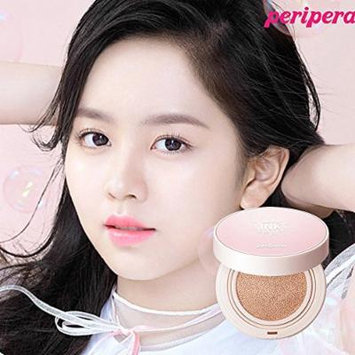 Peripera 17FW New Airy Ink Cushion Foundation / newly launched / airy ink cushion (Sand)