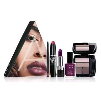 A Box Fall Beauty Trend - Divine Wine Beauty Collection 5 piece set