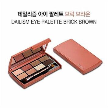 [heimish] Dailism Nudes Eye Palette Brick Brown