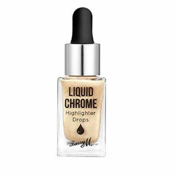 Barry M Liquid Chrome Highlighter Drops, Beam Me Up