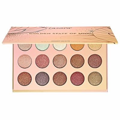 ColourPop - Shadow Palettes (Golden State Of Mind)