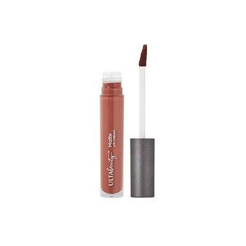 Ulta Matte Lip Cream 0.12 Oz. Courageous (medium bluish brown)
