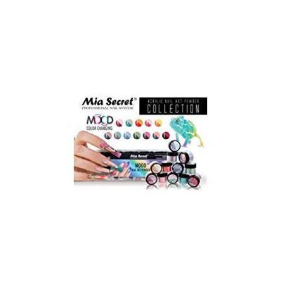 Mia Secret - Mood Collection 12PC Nail Acrylic Art Powder New - Autentic Brand