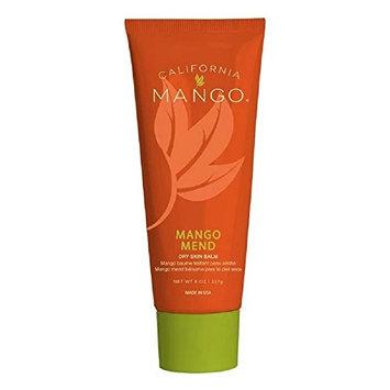 California Mango Mend Treatment Balm in a Tube, 8 Ounce