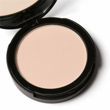 Face Powder Bronzer Highlighter Shimmer Pressed Face Powder Contour Makeup Cosmetics with Mirror and Puff AMZSE