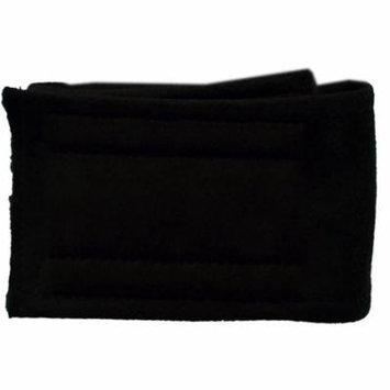 Peter Pads Plain Black Size Xl Single