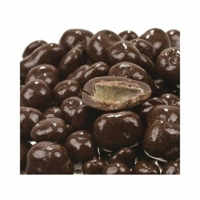 Dark Chocolate covered Dried Ginger pieces 1 pound chocolate covered ginger