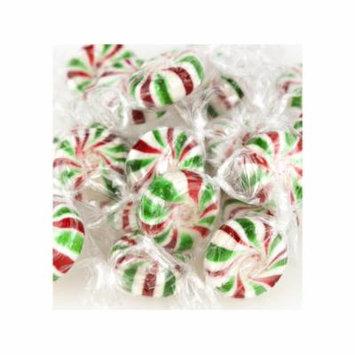 Christmas Starlight Mints 2 pounds Peppermint Star Light Starlite Mints