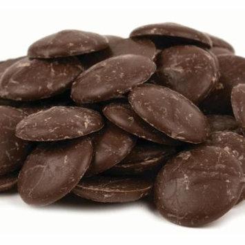 Merckens Dark Chocolate Coating Wafers 5 lb. Bulk Pack