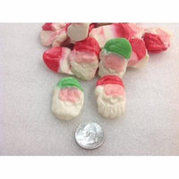 Gummi Santa Claus Face Gummy Santa Christmas Candy 2 pounds