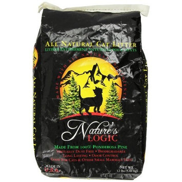 Nature's Logic All-Natural Cat litter, 12lb