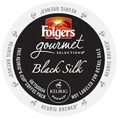Folgers Gourmet Selections Black Silk K-Cups (144 Count)