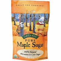 Coombs Family Farms, Organic Pure Maple Sugar, 6 oz (170 g), 100% Natural, Pack of 3