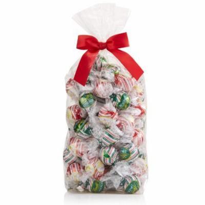 LINDOR White and Dark Peppermint Truffles 75-pc Gift Bag