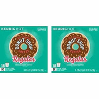 The Original Donut Shop Regular Keurig Single-Serve K-Cup Pods, Medium Roast Coffee, 18 Count - 2 Packs
