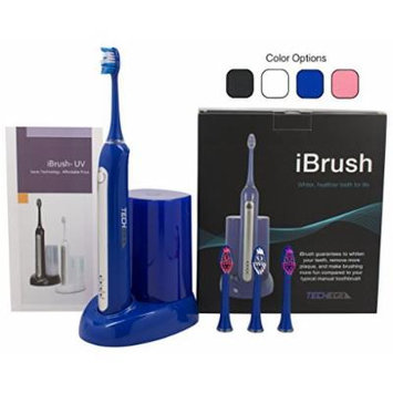 iBrush SonicWave Electric Toothbrush with UV Sanitizer by Techege