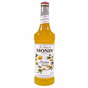 Monin Inc 750-ml Passion Fruit Syrup (Pack of 12)