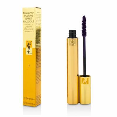Yves Saint Laurent - Mascara Volume Effet Faux Cils (Luxurious Mascara) - # 04 Fascinating Violet -7.5ml/0.25oz