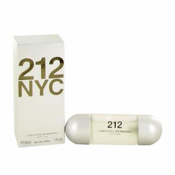 212 Perfume-1 oz Eau De Toilette Spray (New Packaging) for Women