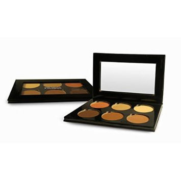 Picara Contour and Highlighting Sculpting Palette, Deep