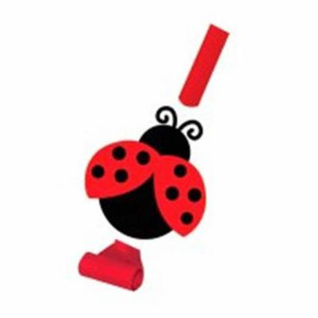 Creative Converting 029019 Ladybug Fancy - Blowouts - Case of 48