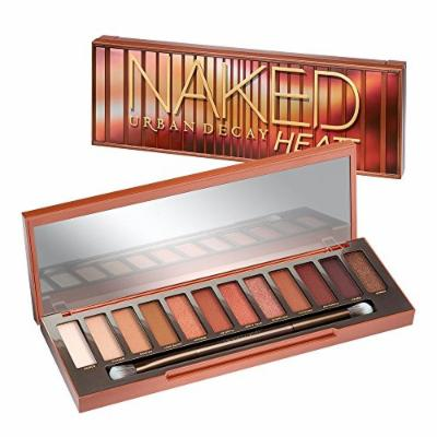 Naked Heat Eyeshadow Palette - Waterproof Eye Shadow Palette (Naked Heat)