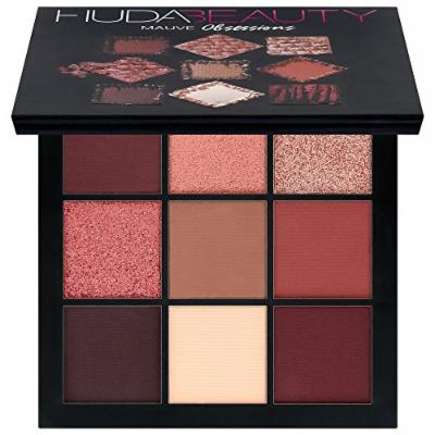Huda Beauty Obsessions Eye Shadow Palette, Mauve