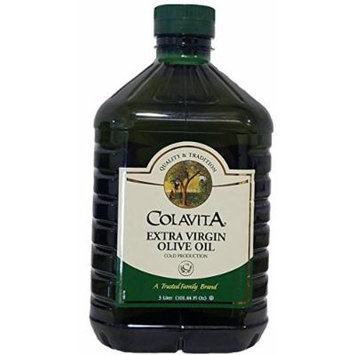 Colavita Extra Virgin Olive Oil (3 Liter) , 101.4 fl ounce