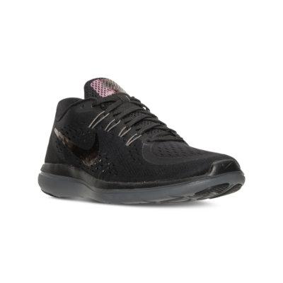 Nike Women's Flex Run 2017 Running Sneakers from Finish Line