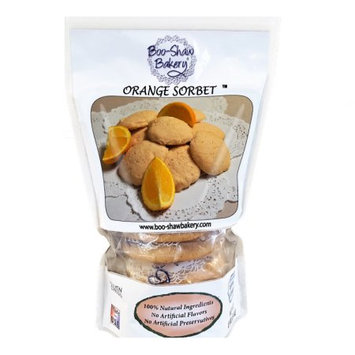 Boo-shaw Bakery Inc. Boo-Shaw Bakery All Natural Individually Wrapped Orange Sorbet Cookies