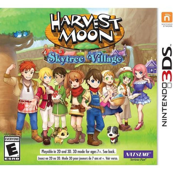 Solutions 2 Go, Inc. Harvest Moon: Skytree Village Nintendo 3DS