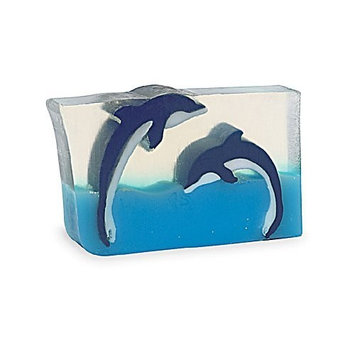 Primal Elements Dueling Dolphins 6.8 oz Vegetable Glycerin Soap