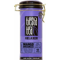 Mango Chamomile Herbal Tea , Mango Dreamzzz by Tiesta Tea , Caffeine Free , Loose Leaf Herbal Tea Relaxer Blend , Non-GMO , 3 Ounce Tin
