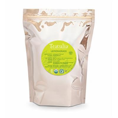 Organic Lemongrass 50 Unwrapped Premium Pyramid Bags