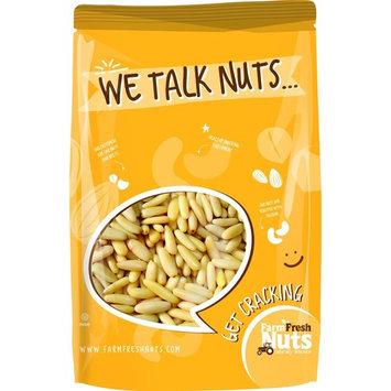 Farm Fresh Nuts Natural Raw Shelled Pine Nuts Pignolias (4 LB)