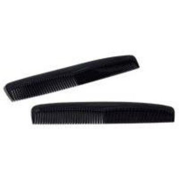 GF Health 1771B Plastic Medium Comb, 7