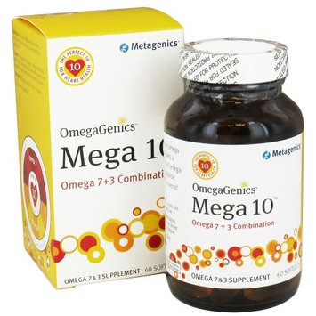 Metagenics - OmegaGenics Mega 10, 60 Count