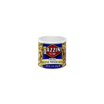 House Of Bazzini MIXED NUTS,SALTED, (Pack of 12)