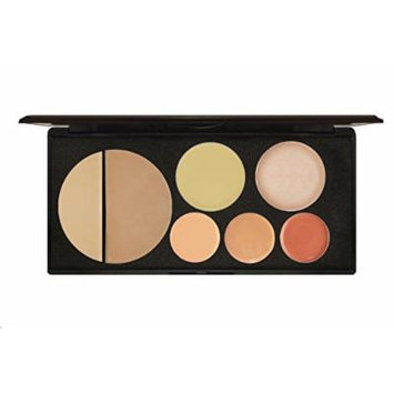 EVE PEARL Flawless Face Palette. (40:60 MEDIUM)
