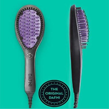 New Dafni Original Hair Straightening Brush For USA