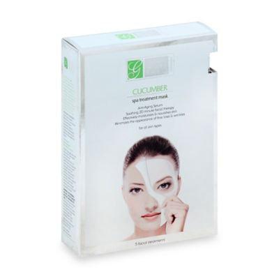 Cucumber Spa Treatment Masks