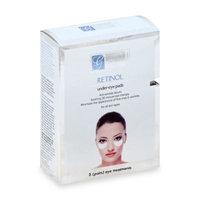 Global Beauty Care Premium Retinol Under Eye Pads-5 Pair Box
