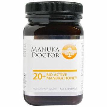 Manuka Doctor, 20+ Bio Active Manuka Honey, 1.1 lb (pack of 2)