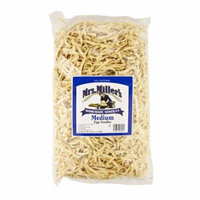 Mrs. Miller's Old Fashioned Medium Noodles Large 2.5 lb. Bag (1 Bag)