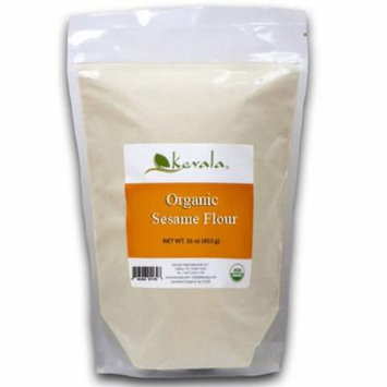 Kevala, Organic Sesame Flour, 16 oz(pack of 6)