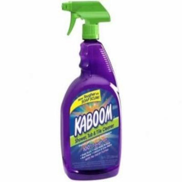 Church & Dwight Kaboom Shower 36 oz. Tub and Tile Cleaner (12 Pack)