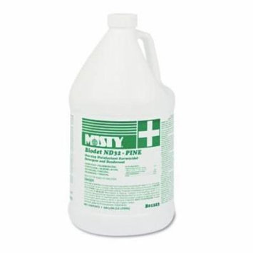 Misty® Amrep BIODET ND32 1 gal Liquid Disinfectant Deodorizer
