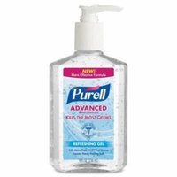 GO-JO INDUSTRIES Pump Bottle Hand Sanitizer (Set of 12)
